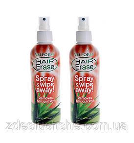 Спрей для депиляции Velform Hair Erase произведено в Европе SKL11-237030