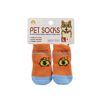 Антискользящие носки для собак Taotaopets 331 Money L хлопковые