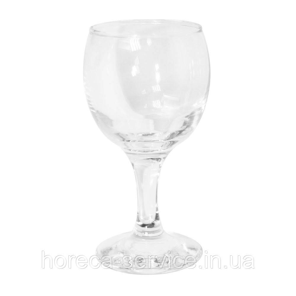 Бокал Uniglass Kouros для вина средний на ножке 220 мл. 12 шт.