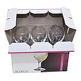 Бокал Uniglass Kouros для вина средний на ножке 220 мл. 12 шт., фото 3