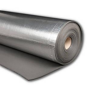 Химически сшитый фольгированный полиэтилен 10мм