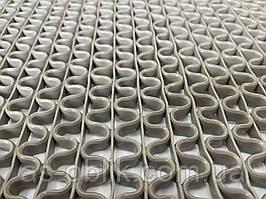 Ковер резиновый 150х30 см, серый
