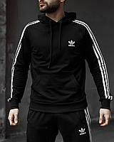 Худи унисекс Adidas Grot черное