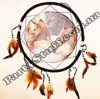 Ловец снов Два волка мал