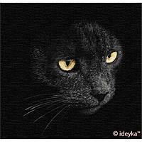 Картина по номерам 40х40см ТМ Идейка Взгляд хищника (КНО4204)