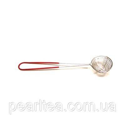 Порционная ложка для bubble tea