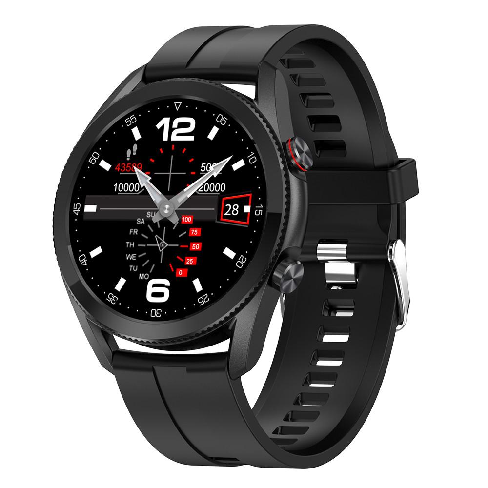 L19 умные часы пульсоксиметр тонометр давление крови сатурации фитнес браслет водонепроницаемый трекер телефон