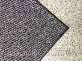 "Вологопоглинаючий килим сірий  70х50 см, ""Тайгер"""