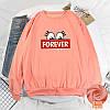 Повсякденний жіночий пуловер з написом 44-48 (в кольорах), фото 7
