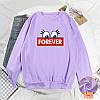 Повсякденний жіночий пуловер з написом 44-48 (в кольорах), фото 6