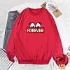 Повсякденний жіночий пуловер з написом 44-48 (в кольорах), фото 10