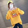 Повседневный женский пуловер с надписью 44-48 (в расцветках), фото 5