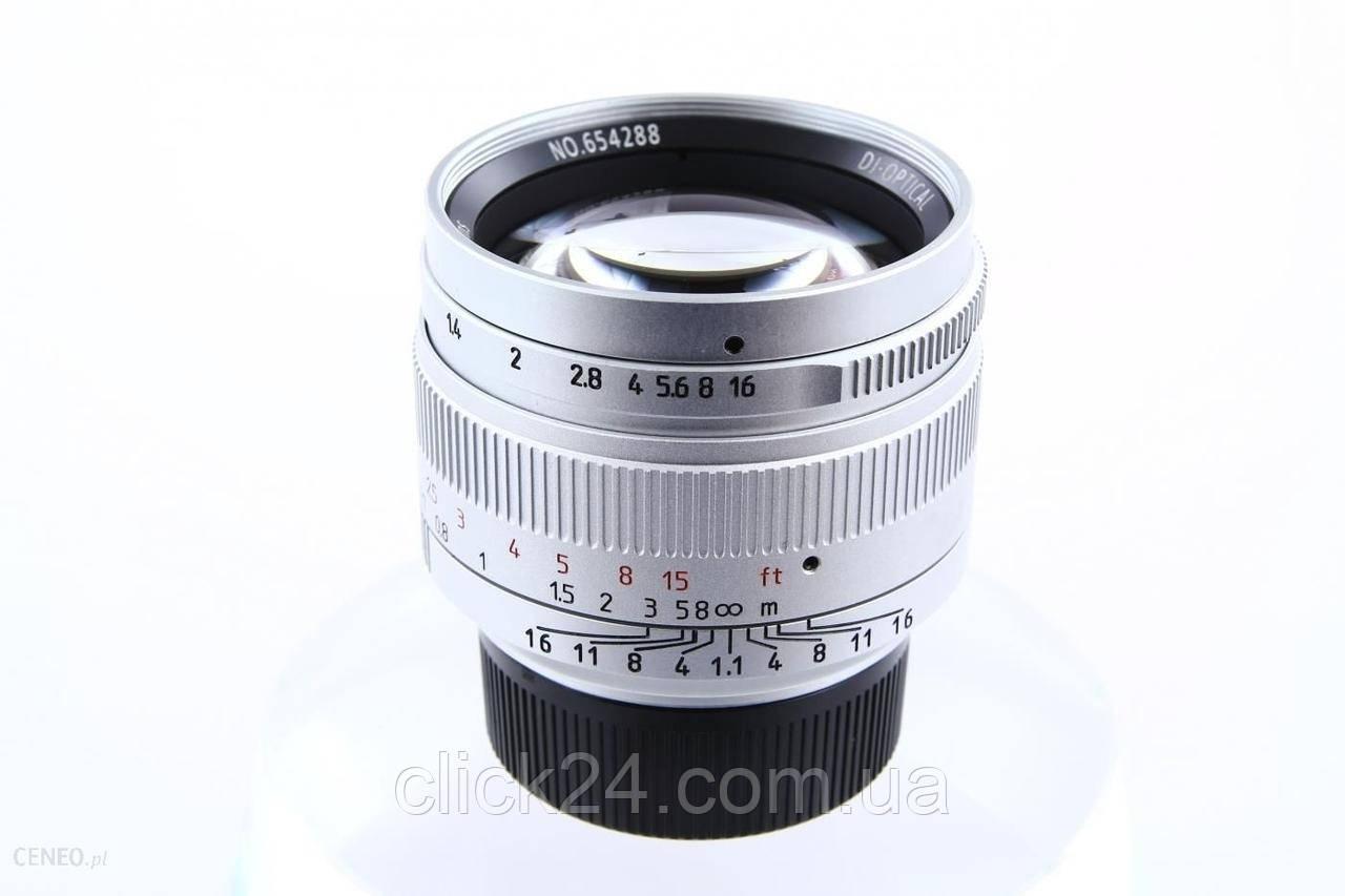 7Artisans 50mm F1.1 Leica M Silver (A401S)