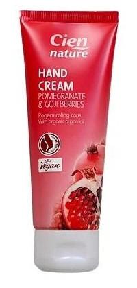 Крем для рук Cien Organic Pomegranate 75 мл