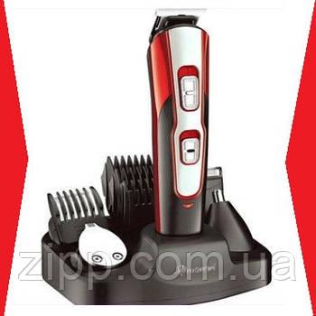 Машинка для стрижки GEMEI GM-592 10 в 1   Універсальна машинка для стрижки волосся   Триммер для бороди