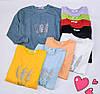 Весняний жіночий пуловер з пір'ям 44-48 (в кольорах), фото 3