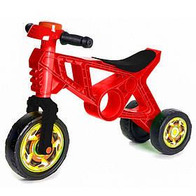 Мотоцикл Беговел красный ОРИОН 171