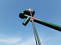 Шнековый транспортер диаметр 130мм, длина 8м, 3,0кВт