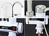 Кран водонагреватель Delimao с экраном, проточный водонагреватель, водонагреватель Делимано Delimao, фото 4