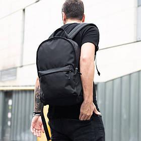 Рюкзак чоловічий міської mod.StuffBox чорний WLKR