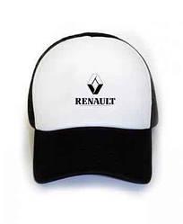 Спортивная кепка Renault, Рено, тракер, летняя кепка, мужская, женская, черного цвета, копия