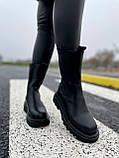 Ботинки женские Bottega Veneta no brand (без лого), фото 4