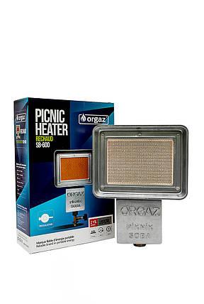 Газовая инфракрасная керамическая горелка ORGAZ SB600 1,3 кВт, фото 2