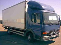 Услуги перевозок цельнометами по Тернопольской области