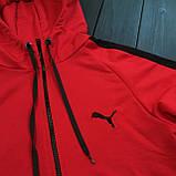 ХІТ 2021! Спортивний костюм Puma весна-осінь, спортивний костюм чоловічий весняний, фото 4