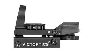 Kolimator Victoptics IPM 1x23x34 - Black [Vector Optics](для страйкбола)