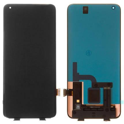 Дисплей (экран) для Xiaomi Mi 10 Pro с сенсором (тачскрином) черный  версия S Оригинал, фото 2