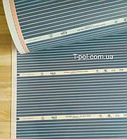 Пленочный теплый пол пониженной мощности 150w/m2 rexva xica xm 310 ширина- 100 см
