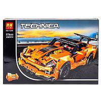 Конструктор Bela:Chevrolet Corvette 579 деталей, конструктор типа лего,детские конструкторы,конструктор для