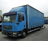 Грузоперевозки 10-ти тонными автомобилями по Тернопольской области