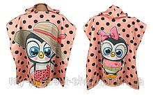 Детские полотенца с капюшоном Keekers Пингви девочка