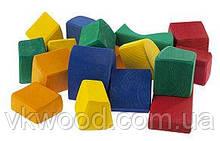 """Іграшки, конструктор дерев'яний для дітей """"woodform"""" 2 /игрушки деревянные конструктор для детей"""