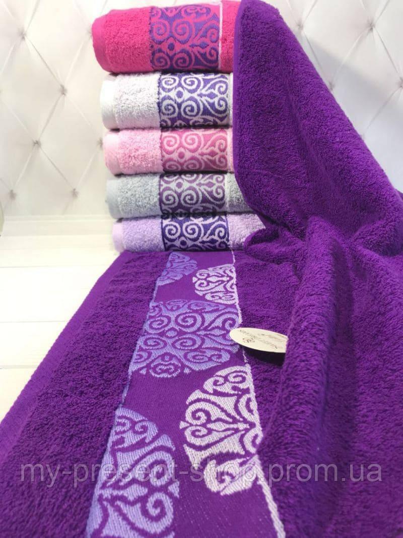 Полотенца банные, лицевые хлопковые Sweat Dreams Osmanli Полотенца 50x90 см., 6 шт. махра