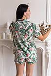 Пижамы женские Украина Гавайская (S-XL), фото 2
