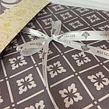 Постельное белье сатин бамбук Belizza Турция Derin-bej евро, фото 3