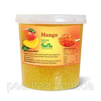 Жемчужины Манго для bubble tea