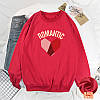 Красивий жіночий пуловер з серцем 44-48 (в кольорах), фото 4
