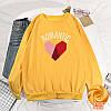 Красивий жіночий пуловер з серцем 44-48 (в кольорах), фото 9