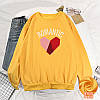 Красивый женский пуловер с сердцем 44-48 (в расцветках), фото 9