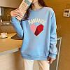 Стильный пуловер на каждый день 44-48 (в расцветках), фото 3