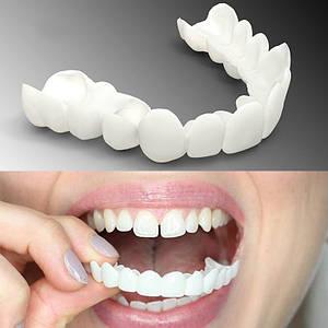 Съемные виниры для зубов