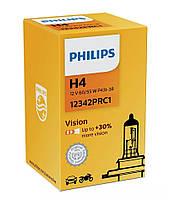Автолампа Philips Vision H4 (12342PRC1), фото 1