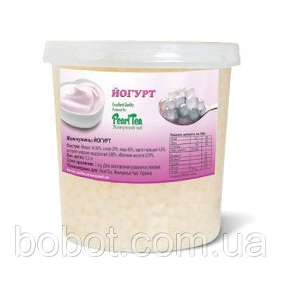 Жемчужины Йогурт для bubble tea