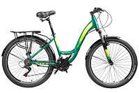 "TitanBike Велосипед Titan Elite 26""17"" Зеленый-Салатовый"