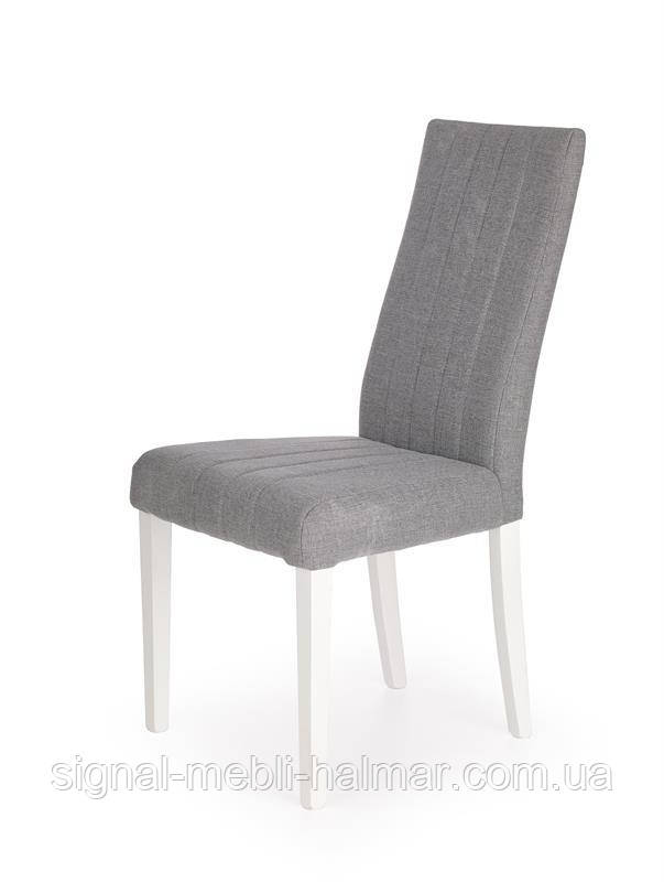 Стул DIEGO серый/ белый стул Inari 91  (Halmar)