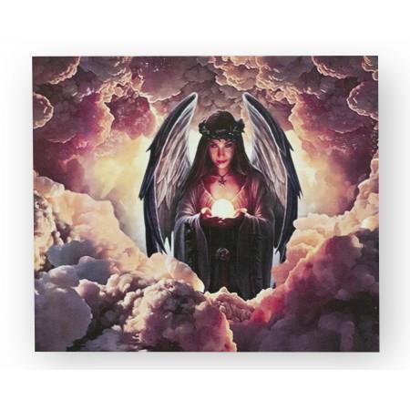 Картина-розфарбування по номерах Ангел